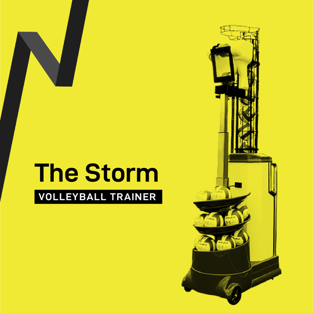 The Storm - Volleyball Trainer